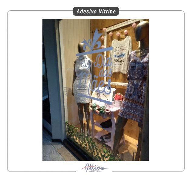 Adesivo Vitrine