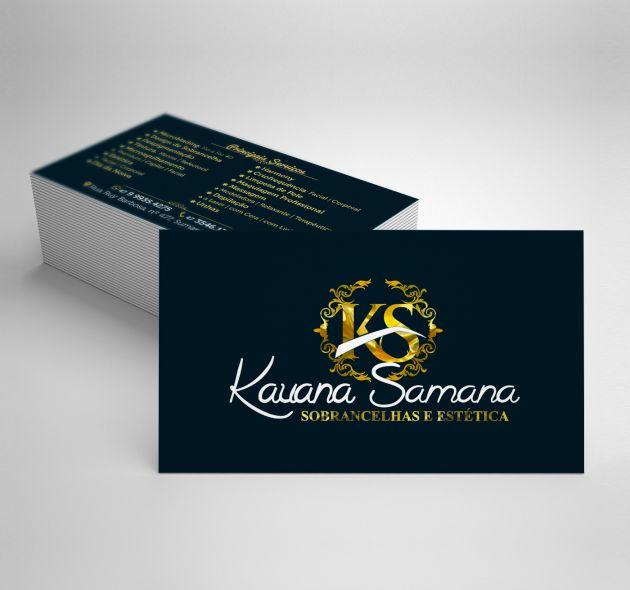 Cartão Kauana