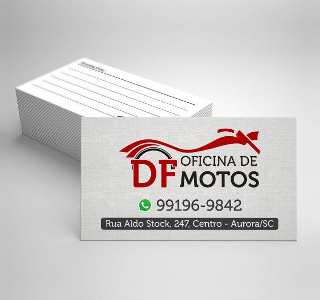 Cartão Df Motos